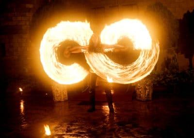 JBS Infinate Fire Show